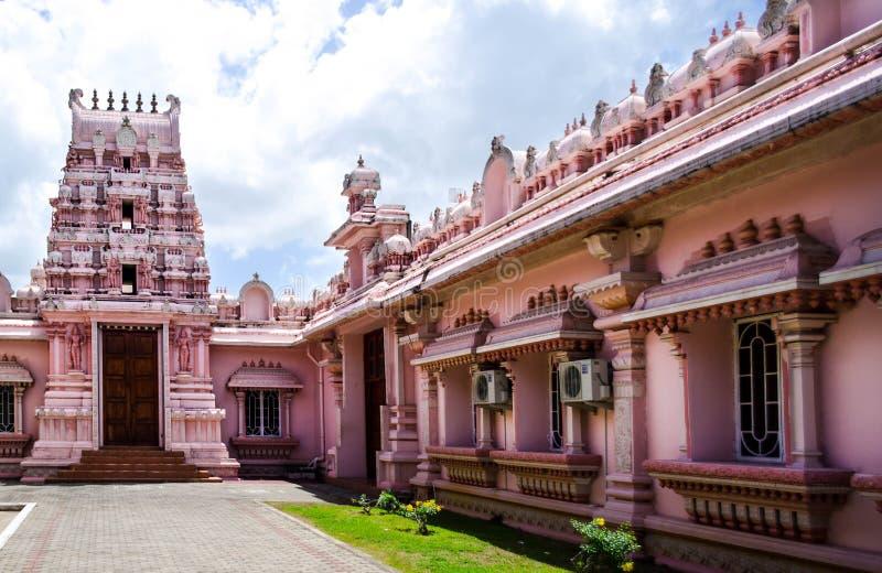 Dattatreya-Tempel lizenzfreies stockbild
