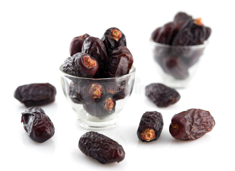 Dattelpalmefrucht stockfotografie
