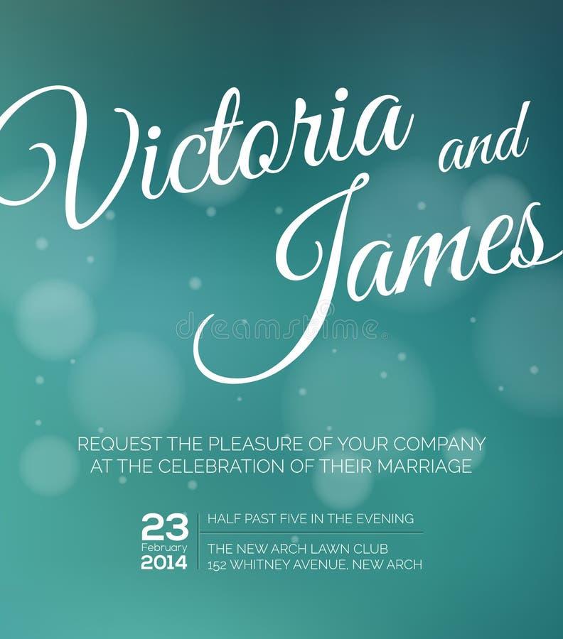 datumet sparar bröllop för romantiskt symbol för inbjudan för bakgrundseleganshjärtor varmt vektor illustrationer