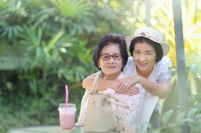 Mother's Day is a highly special occasion for honoring mom royalty free stock images