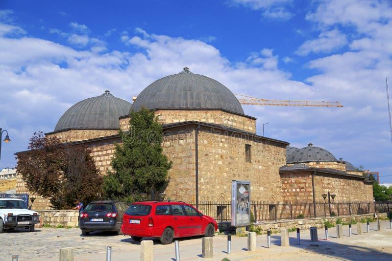 Daut Pasha Hammam, fotografia stock