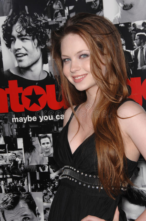 Download Daveigh Chase editorial stock image. Image of hollywood - 24571574