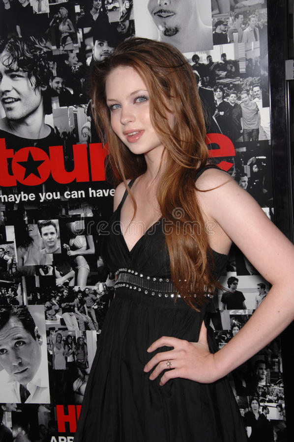 Download Daveigh Chase editorial stock photo. Image of hollywood - 24571623