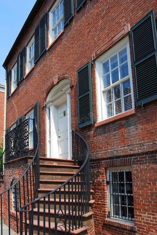 Free Davenport House Museum, Savannah Stock Photos - 7162833