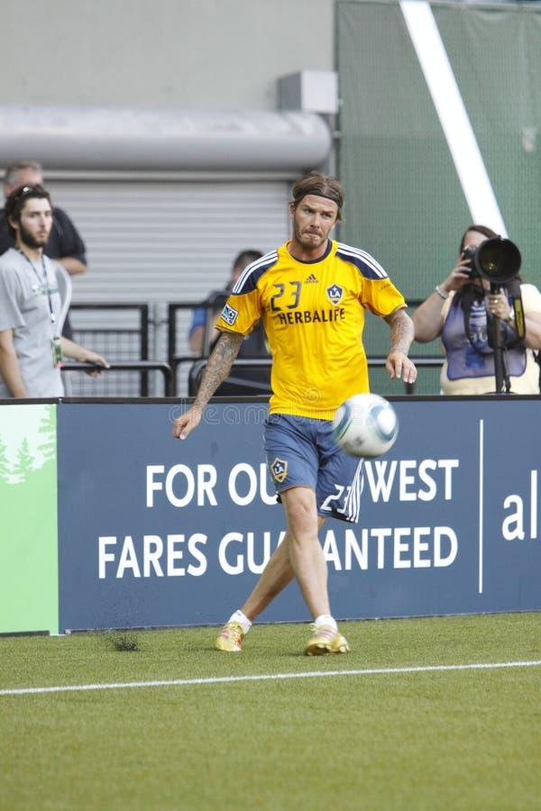 Download David Beckham editorial stock image. Image of athlete - 20690939