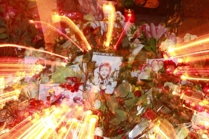 David Bowie stock fotografie