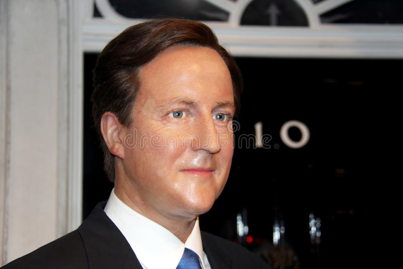 David Cameron stockbild