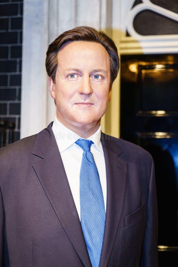 David Cameron imagem de stock royalty free