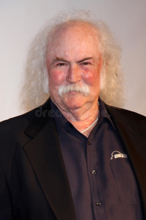 David Crosby stockbilder