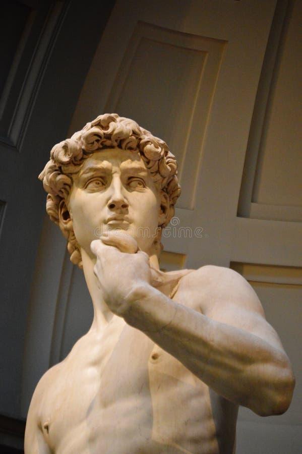 David door Michaelangelo stock afbeelding
