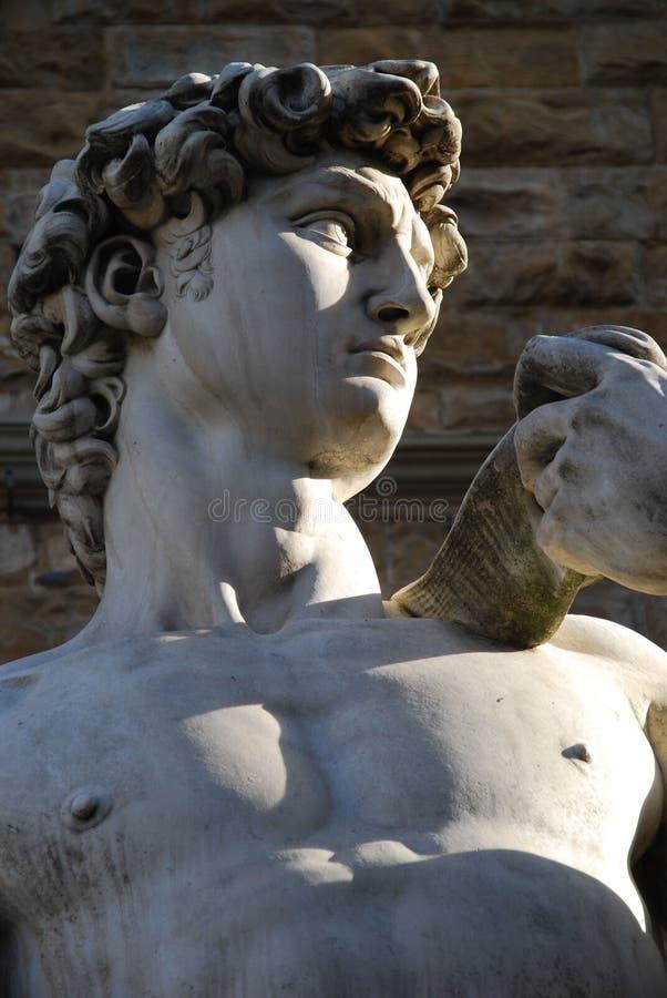 david dramatisk lampa arkivfoton