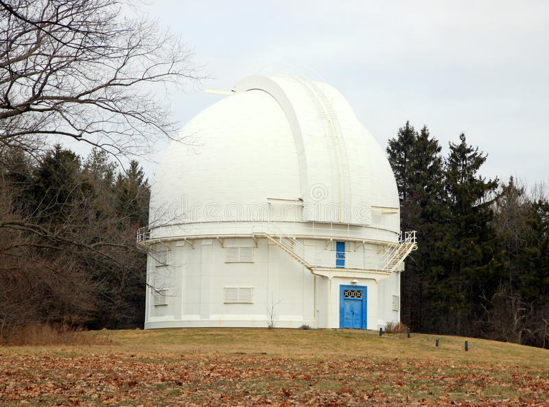 david dunlap obserwatorium zdjęcie royalty free