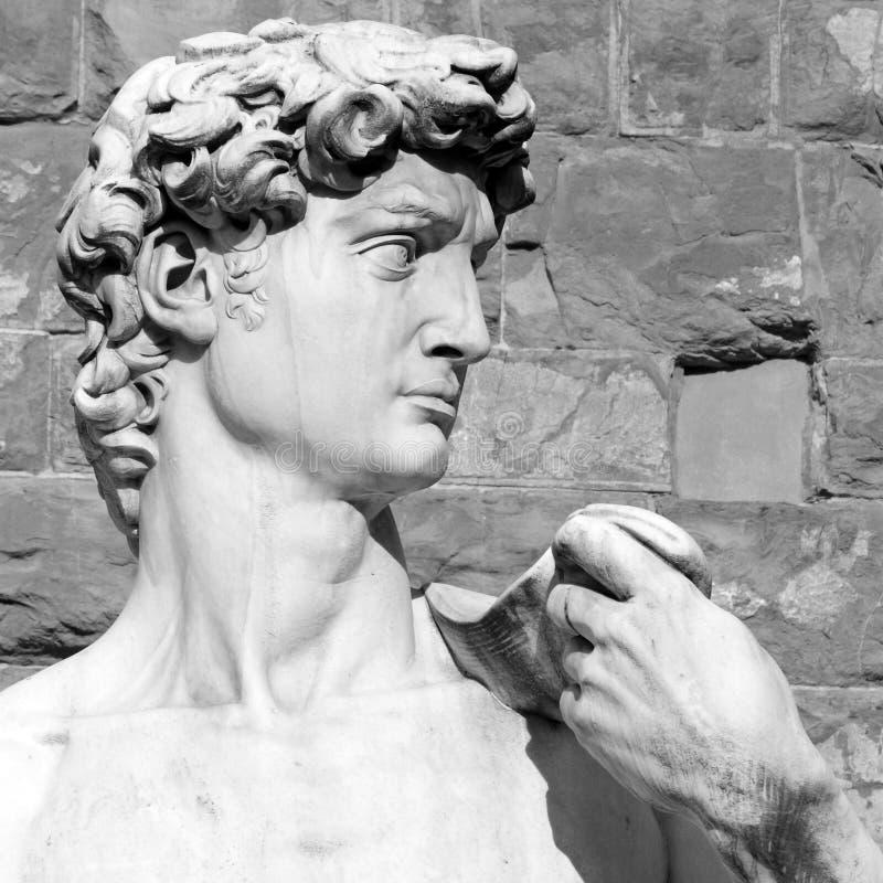David durch Michelangelo stockfotografie
