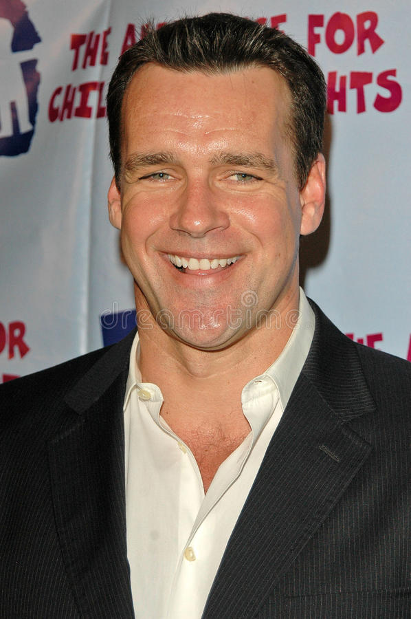 David James Elliott. At the Alliance for Children's Rights 11th Annual Dinner & Awards at the Beverly Hilton Hotel, Beverly Hills, CA. 12-09-04 stock image