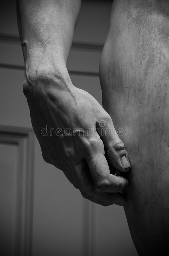 David by Michelangelo ,Florence-Italy stock photos