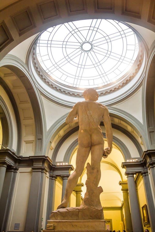 david, Michelangelo posąg zdjęcie royalty free