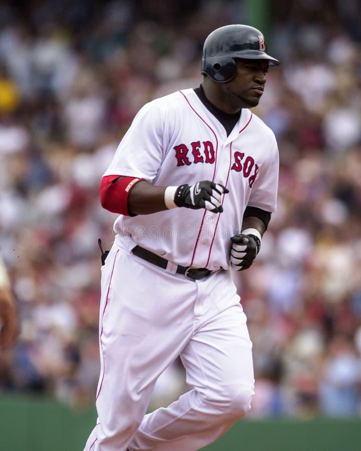 David Ortiz, Boston Red Sox fotografia stock