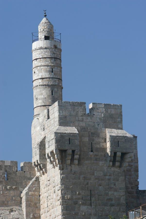 david wieży fotografia stock