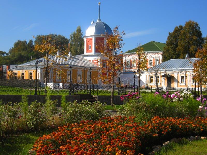 Download Davidova monasteru pustin obraz stock. Obraz złożonej z budynek - 13326405