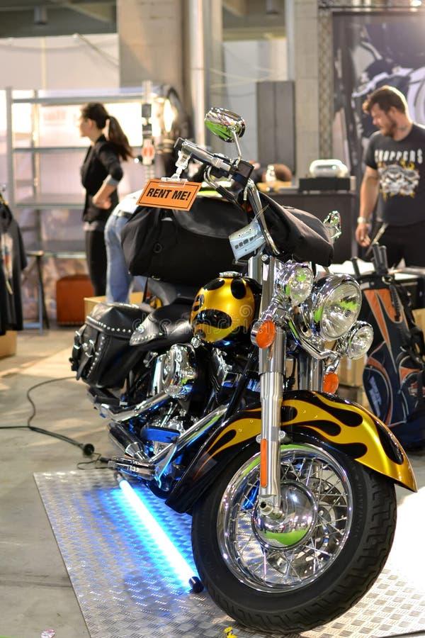 Davidson de Harley fotos de stock