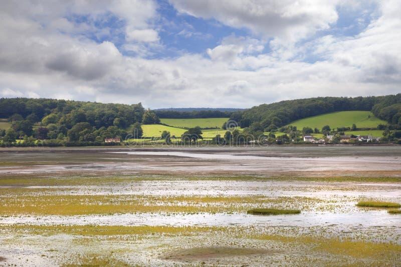 Dawlish Warren, Devon, Inglaterra foto de archivo libre de regalías