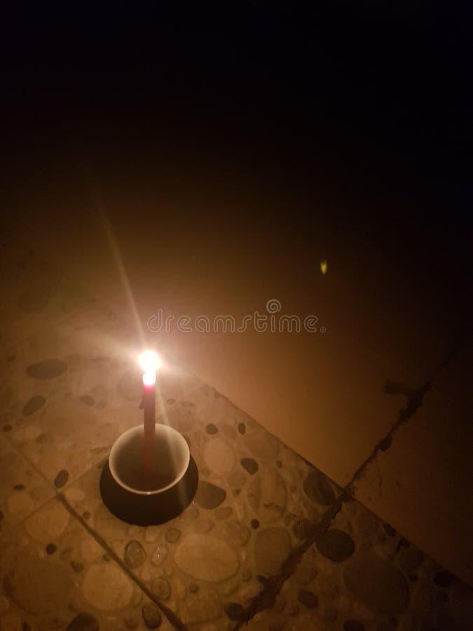 Dawn μετά από τη διακοπή ρεύματος στοκ εικόνες με δικαίωμα ελεύθερης χρήσης