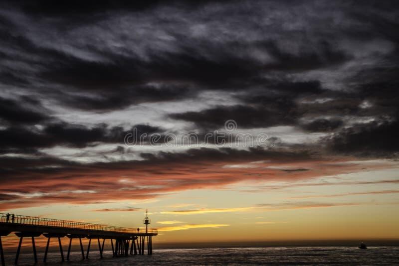 Dawn στοκ φωτογραφία με δικαίωμα ελεύθερης χρήσης