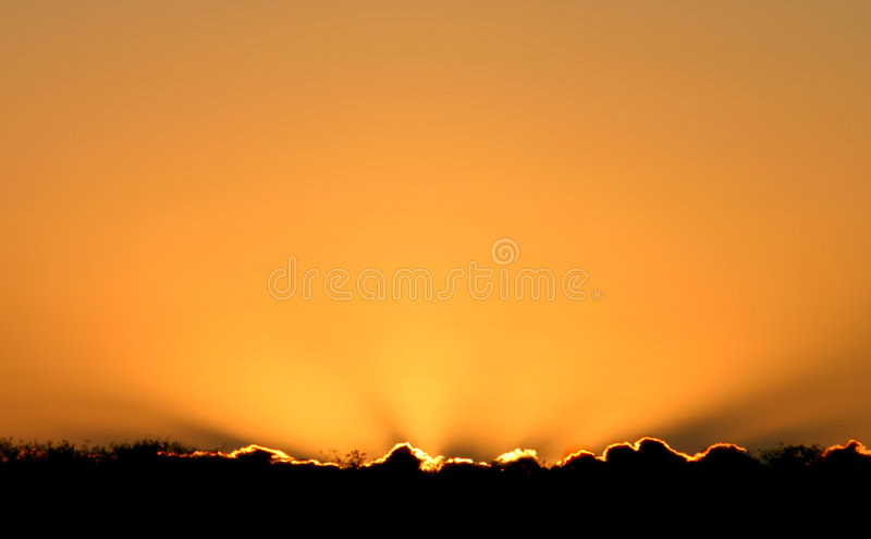 Dawn Background stock photography