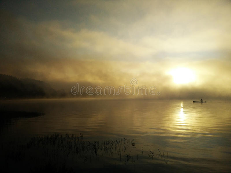 Dawn royalty free stock photo