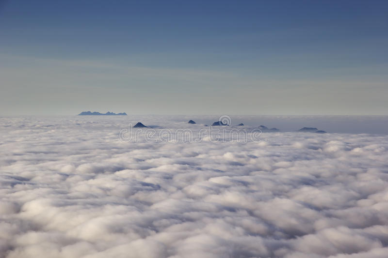 Download Dawn fog in the mountains stock photo. Image of smoke - 36708516