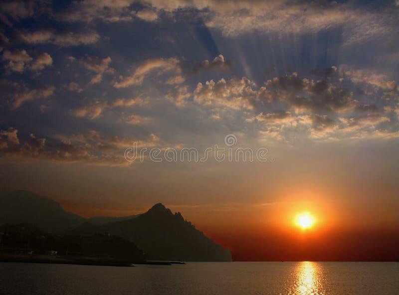 dawn karadag fotografia royalty free