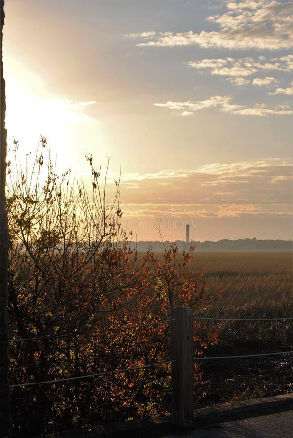 Dawn Light stock image