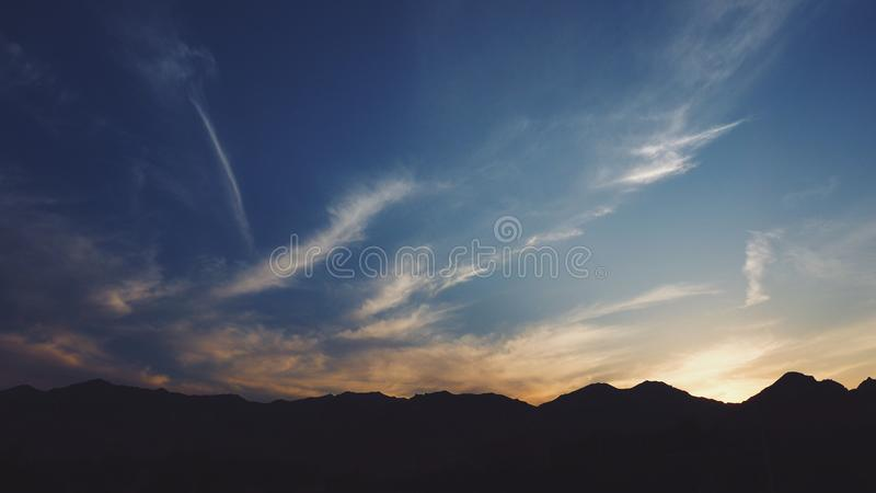 Dawn In The Mountains Free Public Domain Cc0 Image