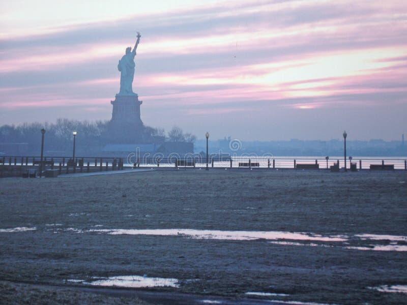 dawn, nowy jork zdjęcie royalty free
