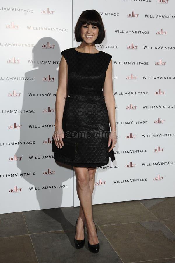 Dawn Porter, Gillian Anderson stock photos
