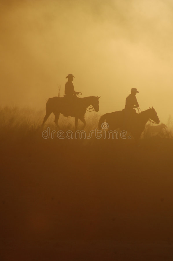 Dawn Ride stock images