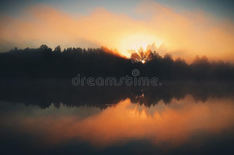dawn stock photography