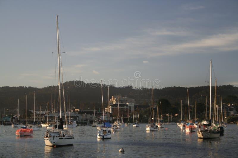 Dawnboats01 stock photos