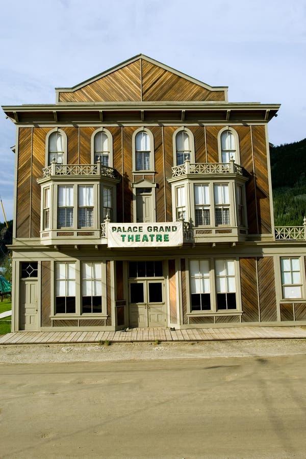 Download Dawson city stock image. Image of hall, alaska, street - 5058273