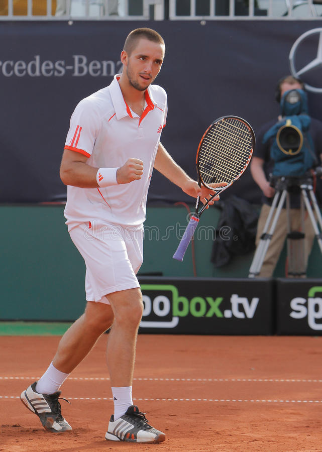 Download Day 2, Tennis Power Horse World Team Cup 2012 Editorial Stock Image - Image: 24884704