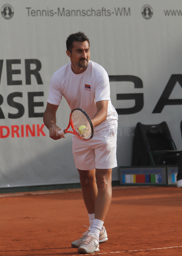 Download Day 2, Tennis Power Horse World Team Cup 2012 Editorial Stock Photo - Image: 24884773