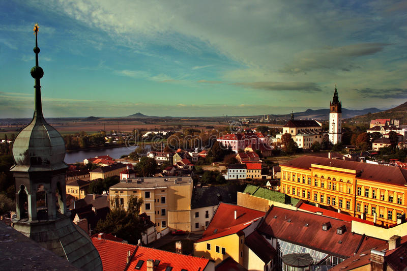 Download City stock photo. Image of famous, litomerice, place - 26540104
