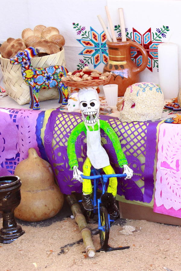 Day of the Dead celebration XII royalty free stock photos