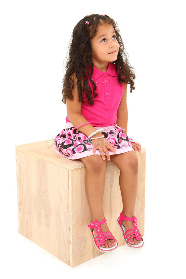 Free Day Dreaming Girl Royalty Free Stock Photo - 15199065