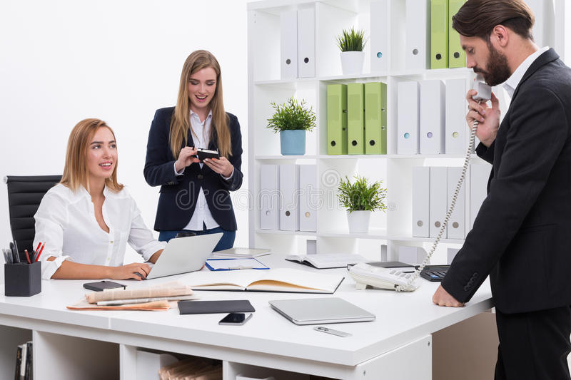 Day of legal company stock photo
