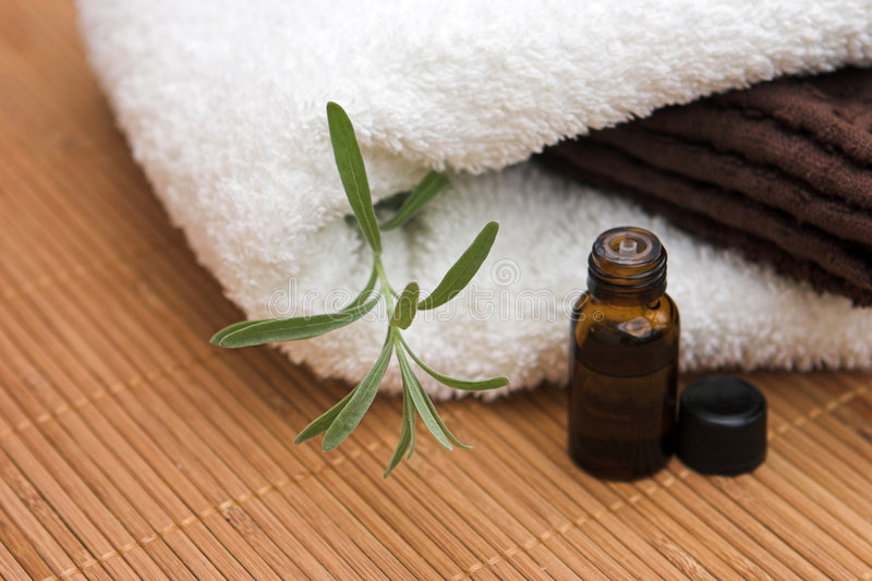 Download Day at the spa stock photo. Image of space, towel, lavendar - 1714144