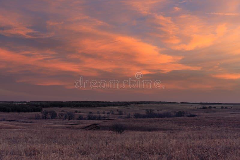 daybreak image stock