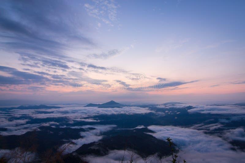 daybreak royalty-vrije stock fotografie