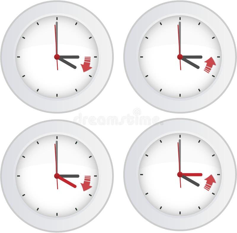 Daylight Saving Time Concept Stock Photos
