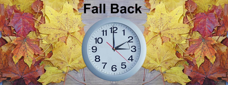 Daylight Saving Time. stock images